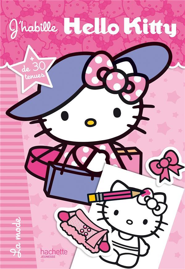 J'habille Hello Kitty ; la mode