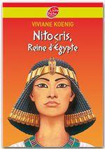 Vente Livre Numérique : Nitocris - Reine d'Egypte  - Viviane Koenig