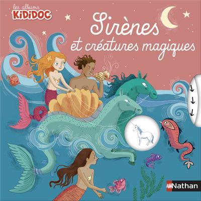 SIRENES ET CREATURES MAGIQUES Baumann Anne-Sophie