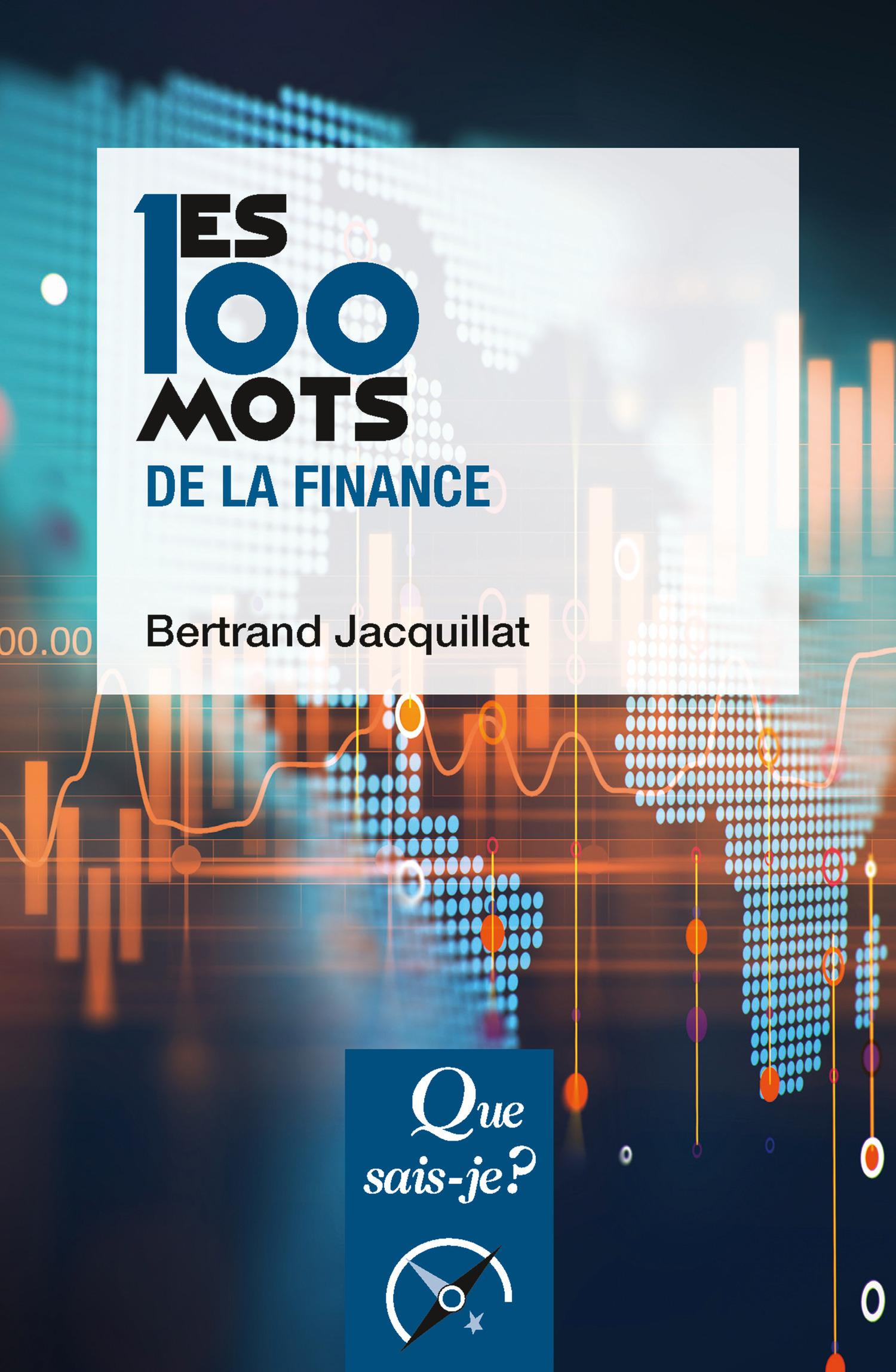 Les 100 mots de la finance (7e édition)