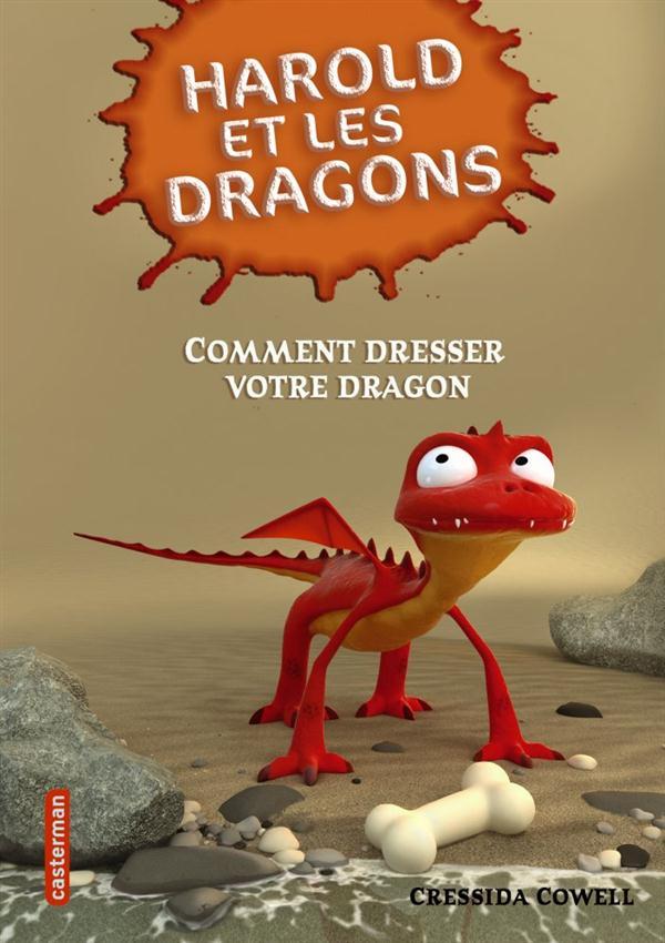 Harold et les dragons T.1 ; comment dresser votre dragon
