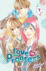 Love in progress T.7  - Mika Satonaka
