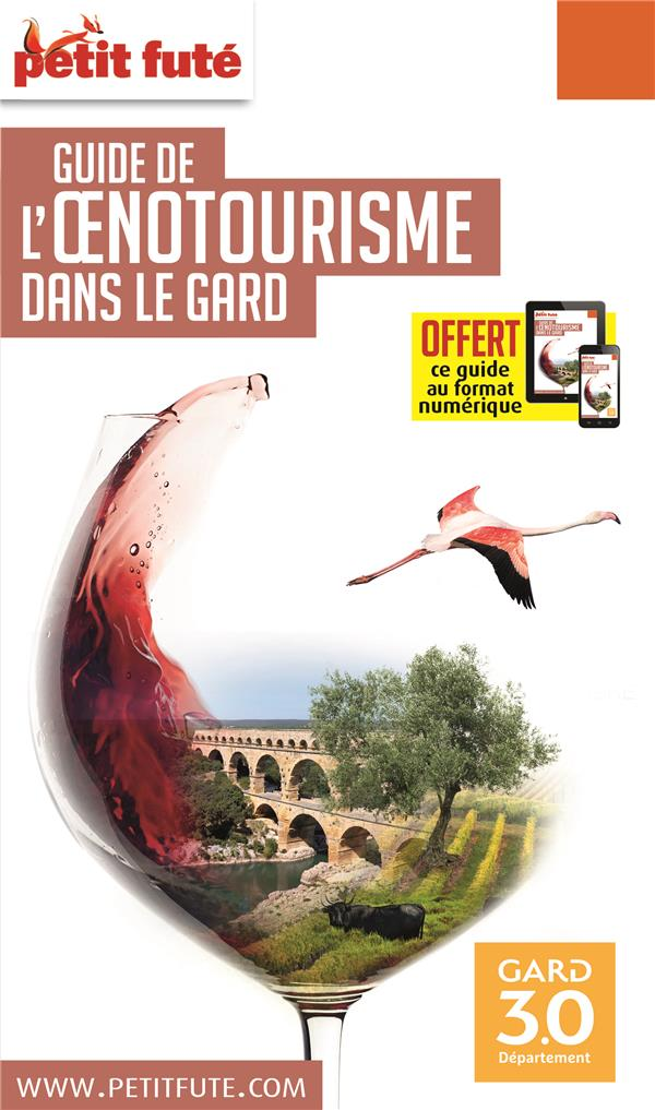 oenotourisme dans le Gard (édition 2020)