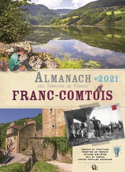 Almanach franc-comtois (édition 2021)