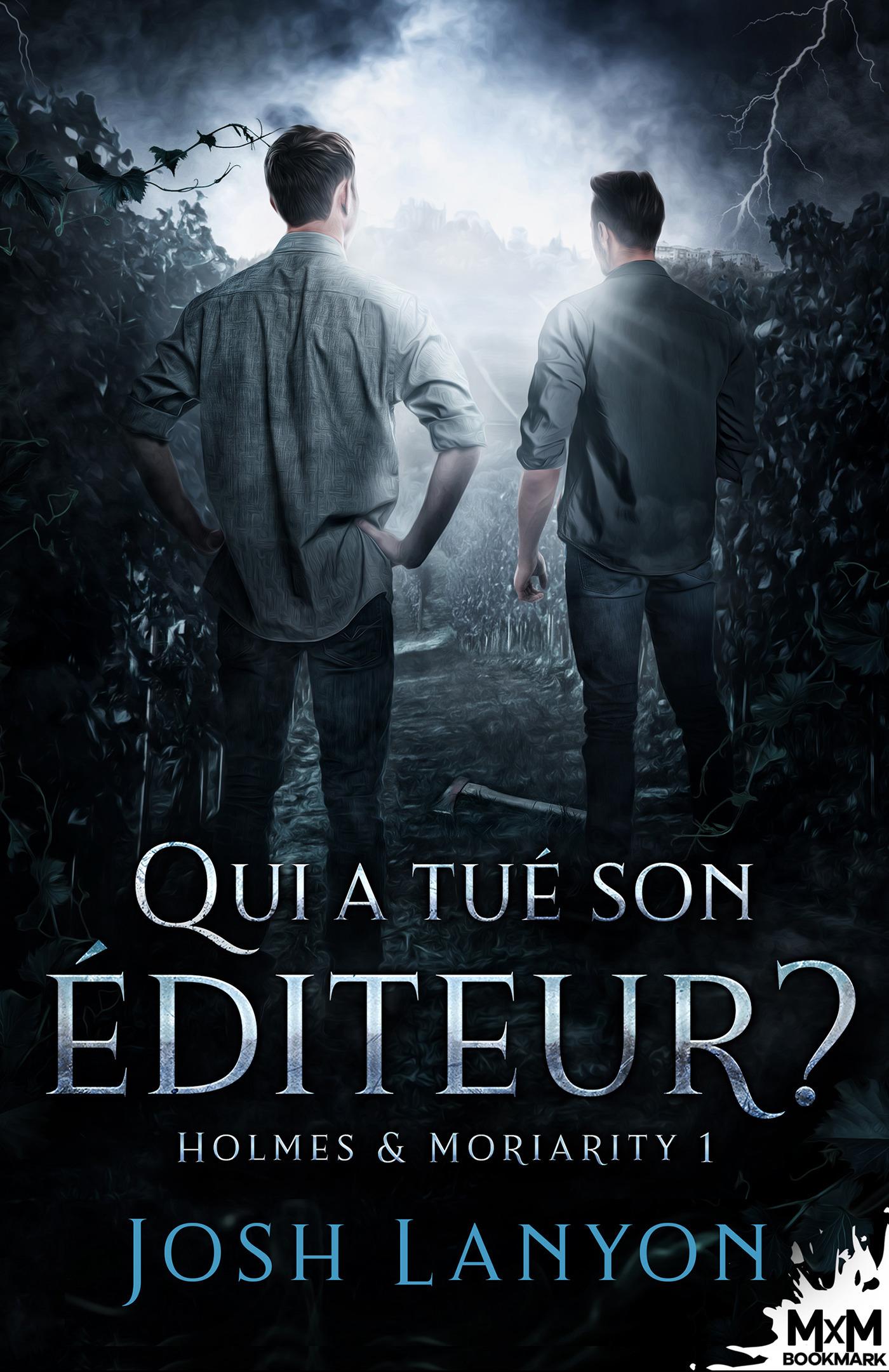 Qui a tué son éditeur ?  - Josh Lanyon