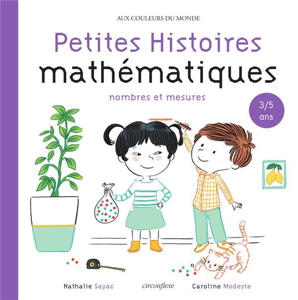 Histoires mathématiques : nombres et calculs