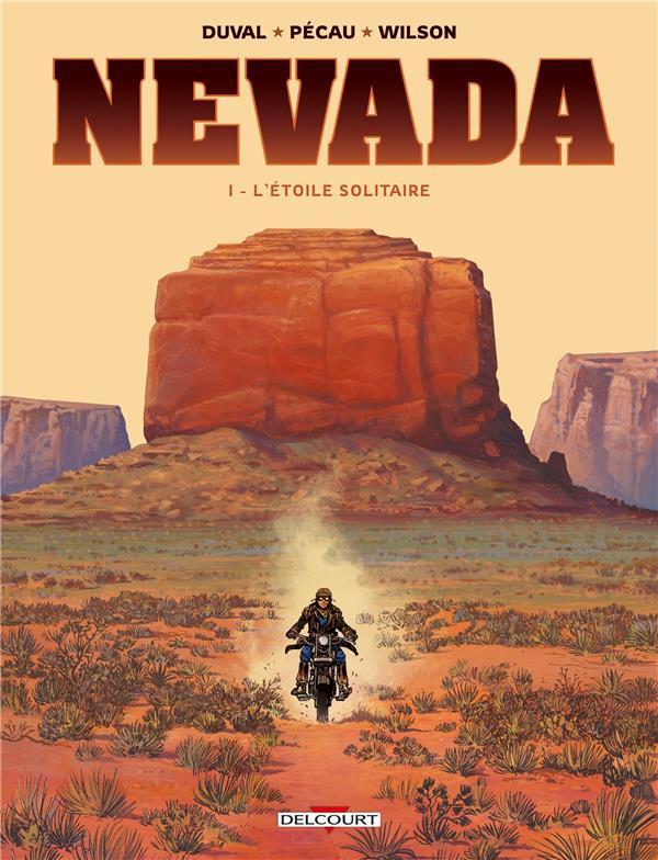 Nevada T.1 ; l'étoile solitaire