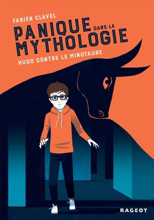 Vente Livre Numérique : Panique dans la mythologie : Hugo contre le Minotaure  - Fabien Clavel