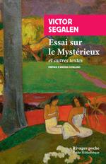 Vente Livre Numérique : Essai sur le Mystérieux  - Victor Segalen