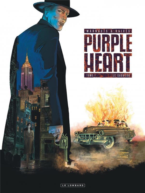 Purple Heart T.1 ; le sauveur