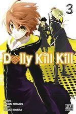 Vente Livre Numérique : Dolly Kill Kill T03  - Yûsuke Nomura