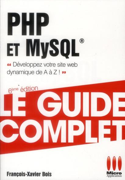 Php Et Mysql (3e Edition)