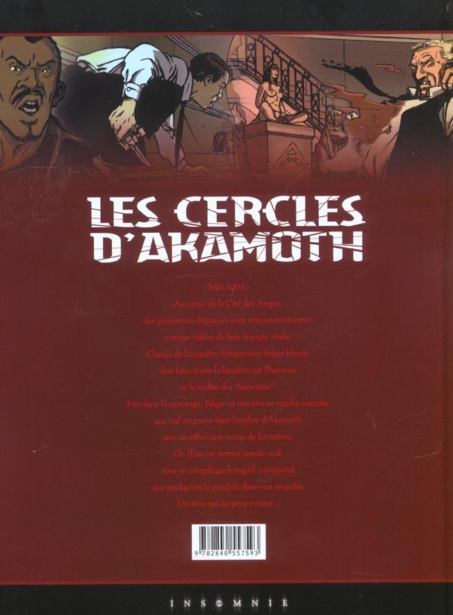 Les cercles d'Akamoth t.1; les sans-âme