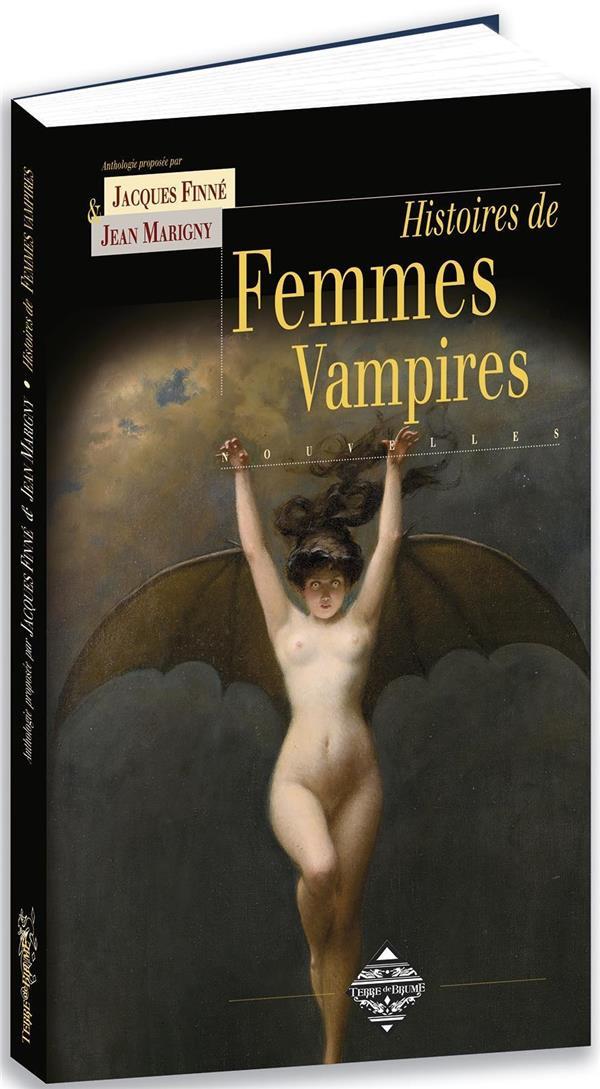 Histoires de femmes-vampires