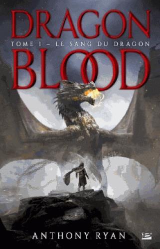 Dragon blood T.1 ; le sang du dragon