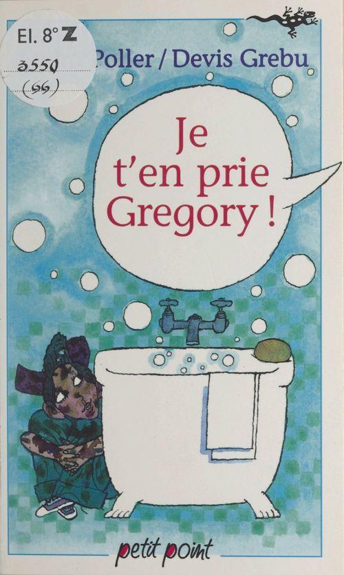 Je t'en prie Gregory !