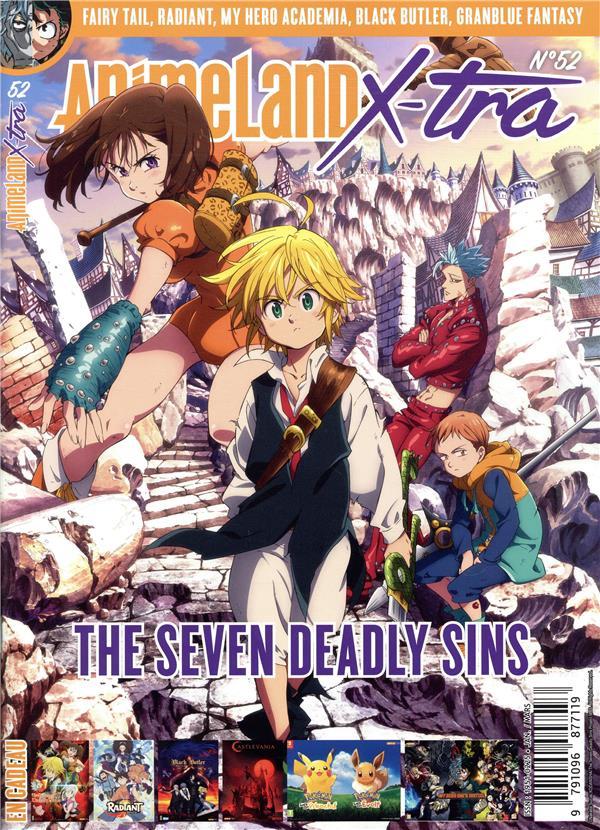 Animeland x-tra hors-serie n.52 ; le manga et ses origines
