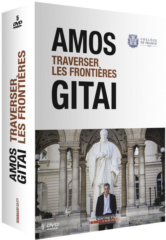 Amos Gitaï - Traverser les frontières
