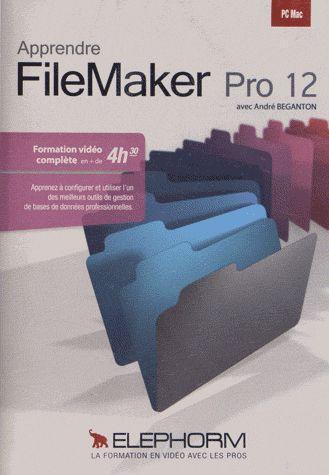 Apprendre Apple Filemaker Pro