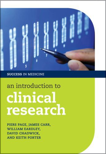 An Introduction to Clinical Research