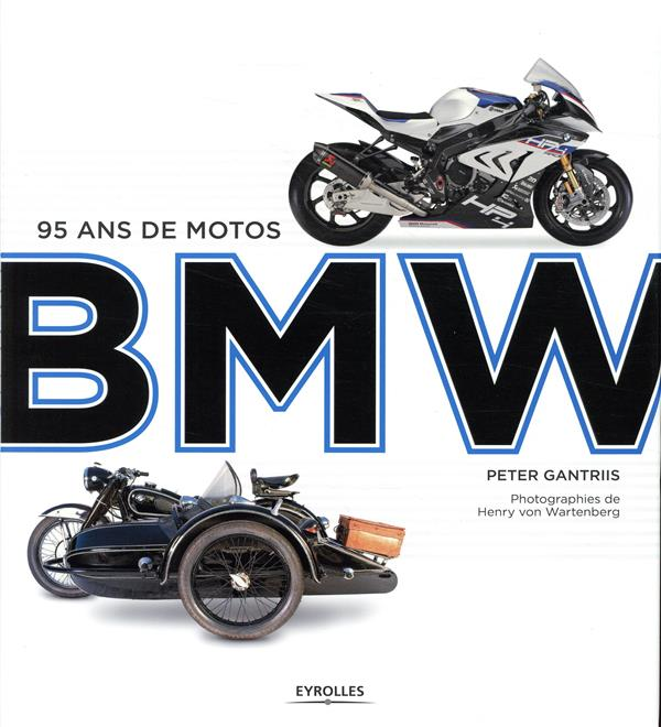 95 ans de motos BMW (2e édition)