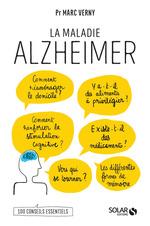 Vente EBooks : 100 questions sur Alzheimer  - Violaine CHATAL - Marc VERNY