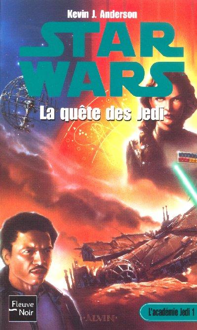 Star wars ; la quête des jedi