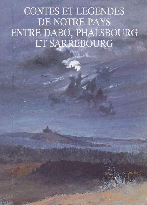 Contes et légendes de notre pays  - Joseph Dillenschneider