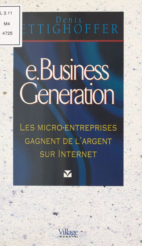 E-business generation