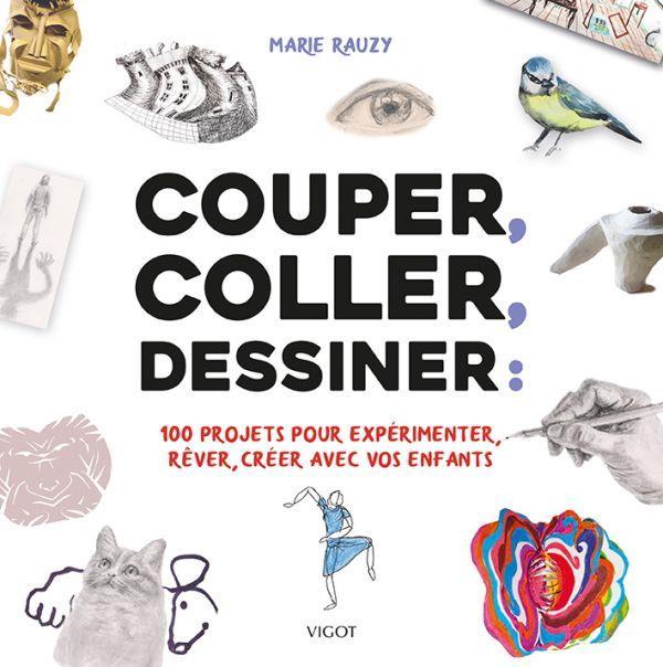 COUPER, COLLER, DESSINER - 100