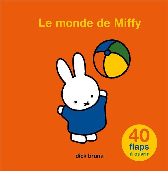 LE MONDE DE MIFFY.  40 FLAPS A OUVRIR