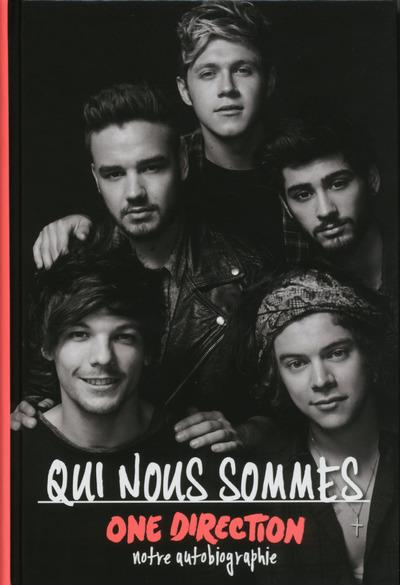Qui nous sommes ; one direction