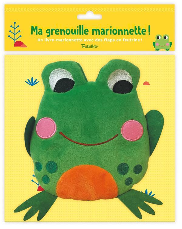 Ma grenouille marionnette !