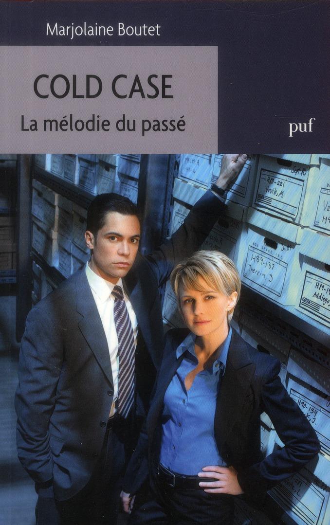Revue D'Histoire Litteraire De La France ; Cold Case