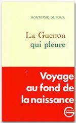 Vente EBooks : La guenon qui pleure  - Hortense Dufour