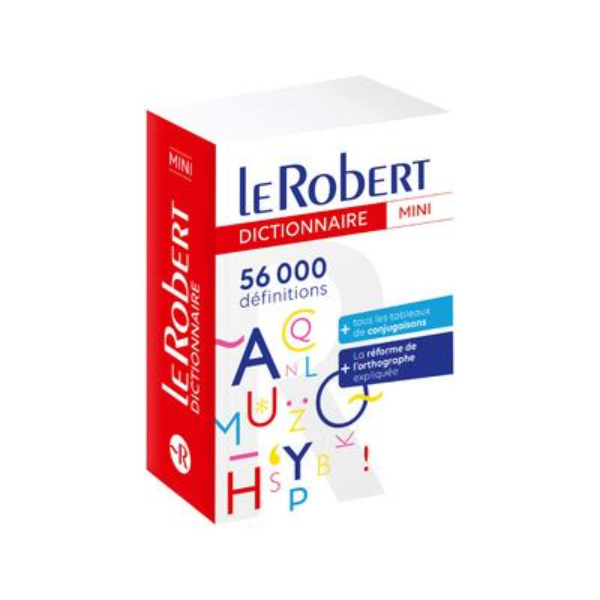LE ROBERT & COLLINS ; MINI ; dictionnaire langue française