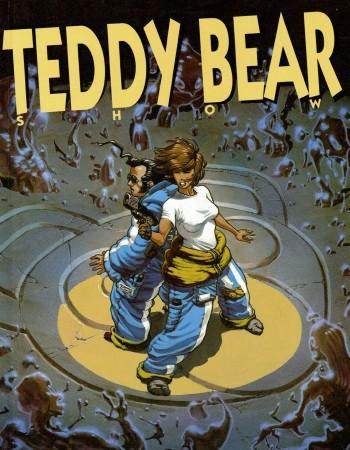 Teddy bear t.3 ; teddy bear show