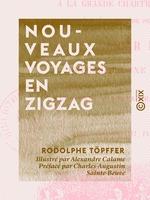 Vente EBooks : Nouveaux voyages en zigzag  - Charles-Augustin SAINTE-BEUVE - Rodolphe Töpffer