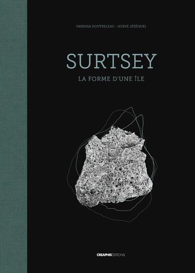 Surtsey ; la forme d'une île