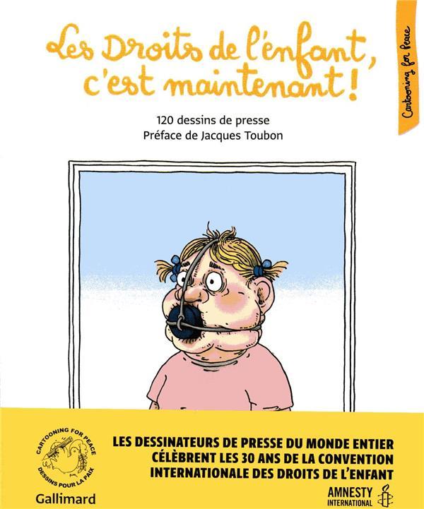 LES DROITS DE L'ENFANT, C'EST MAINTENANT !