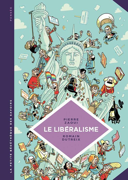 La petite bédéthèque des savoirs T.22 ; le libéralisme