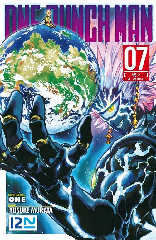 One-Punch Man t.7 ; le combat