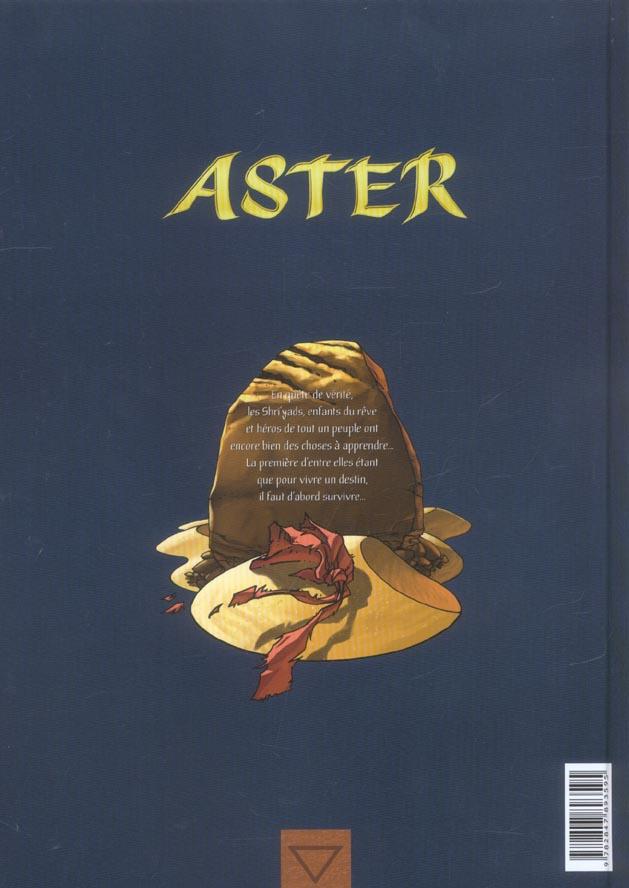 Aster t.2 ; Aryama