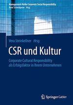 CSR und Kultur  - Vera Steinkellner