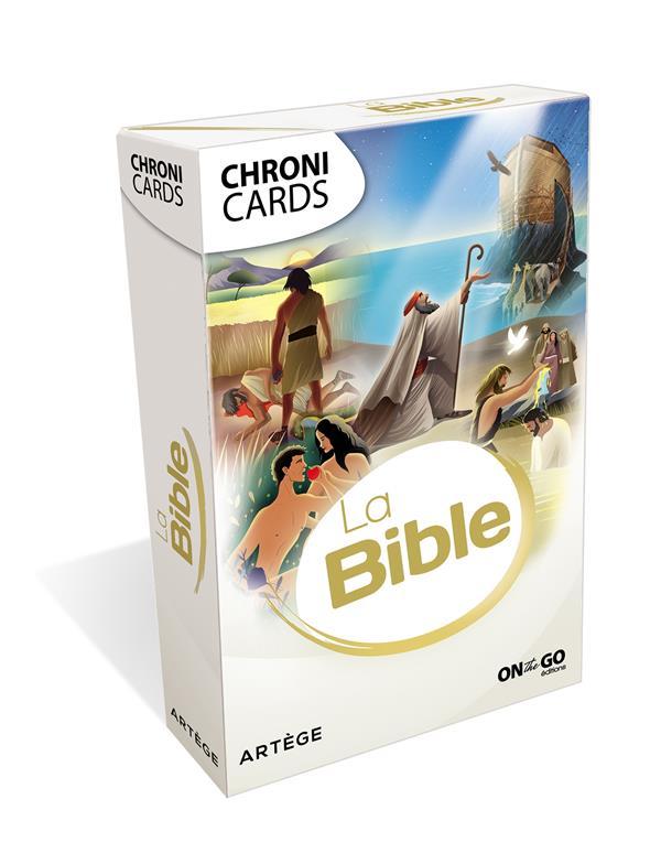 ChroniCards ; la Bible