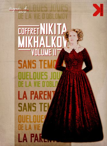 Coffret Nikita Mikhalkov - Volume 2