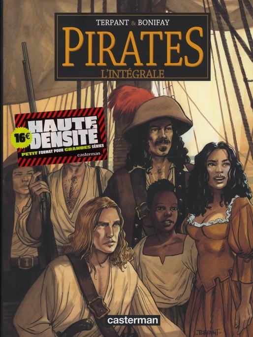 Pirates ; l'intégrale