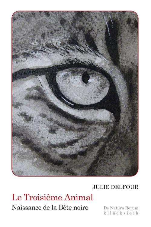 le troisieme animal - naissance de la bete noire - illustrations, couleur