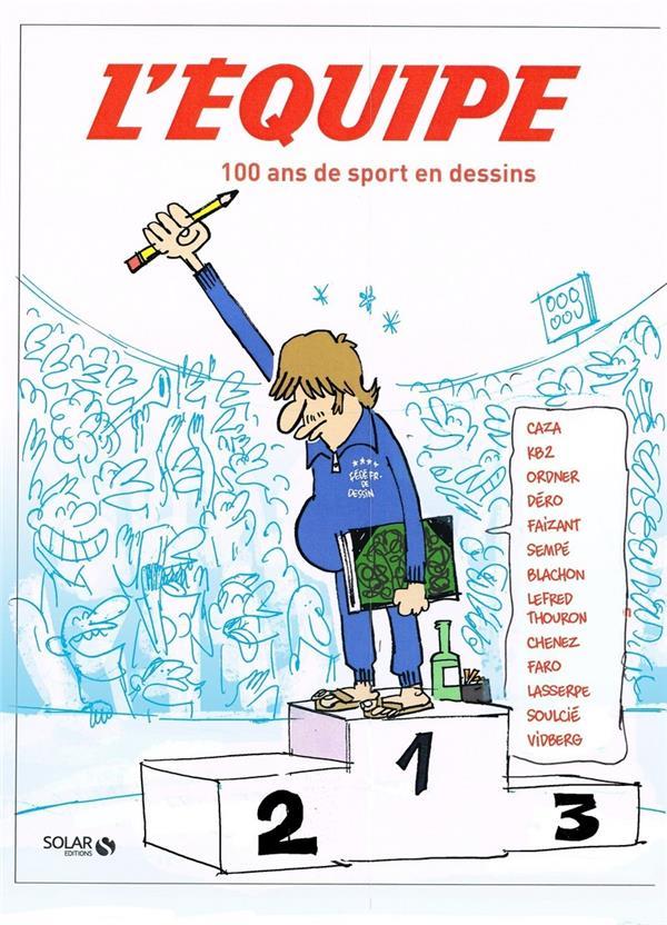 100 ans de dessins de L'Equipe