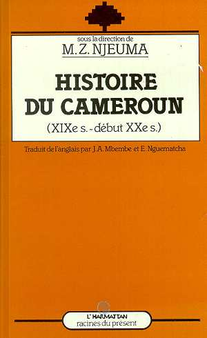 Histoire du cameroun (xixe-debut du xxe siecle)